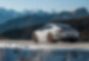 Blurred photo of a Porsche 911 by Automotive Photographer GFWilliams